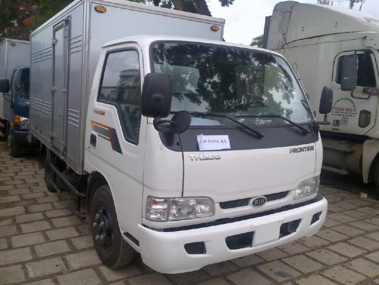 Xe tải Kia 2t4 k165 cũ đời 2016