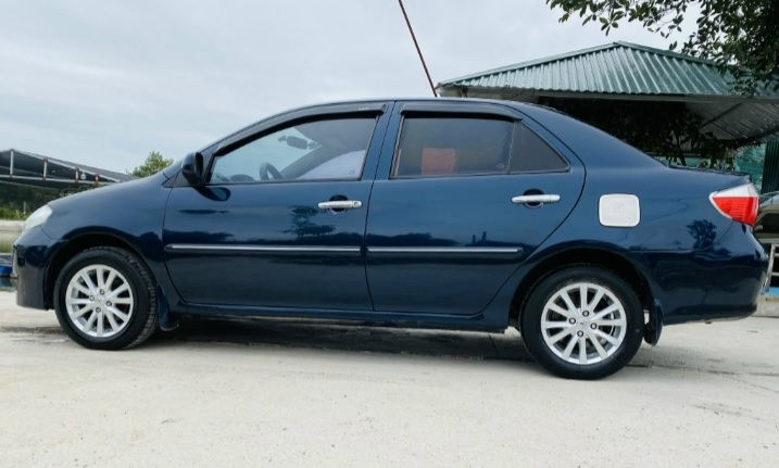 Toyota Vios 1.5 MT đời 2005